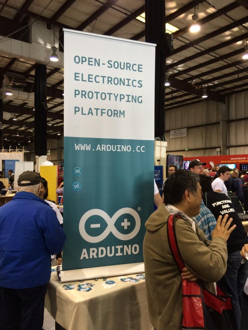 Maker Faire Arduino