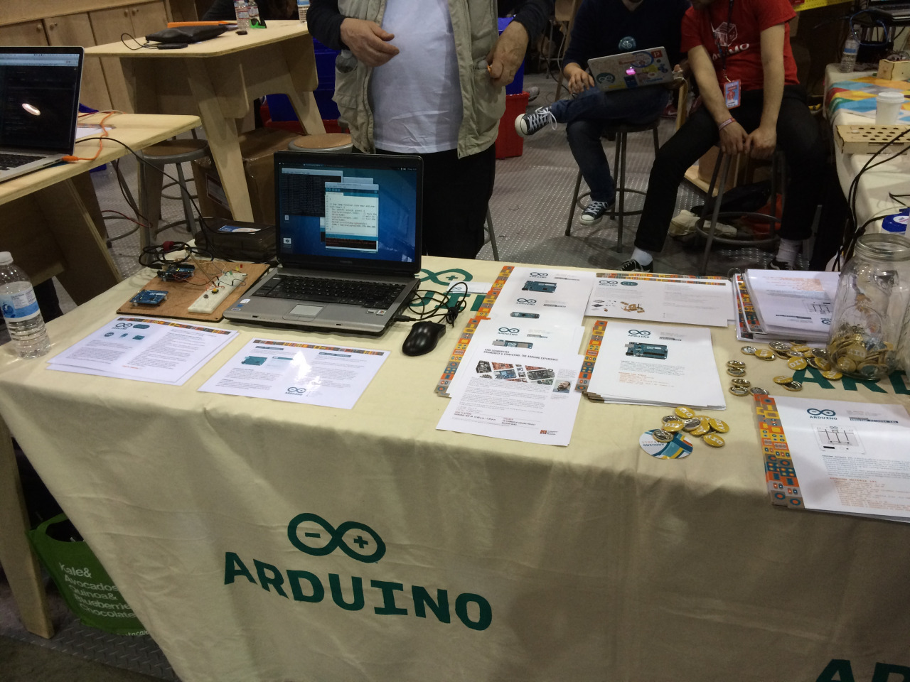 Maker Faire Arduino