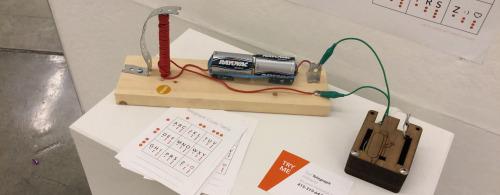DIY Arduino telegraph