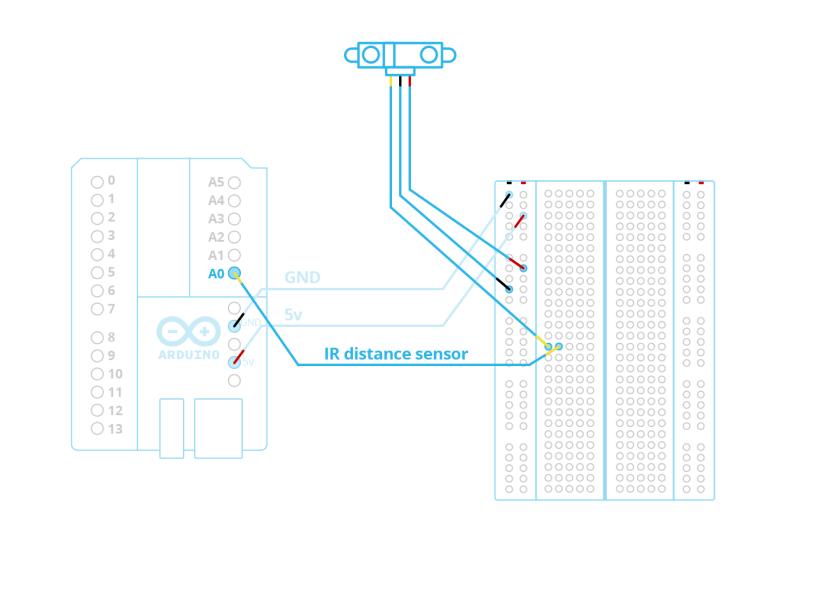 IR Sensor Arduino